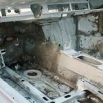 Porsche-Anlieferung detail