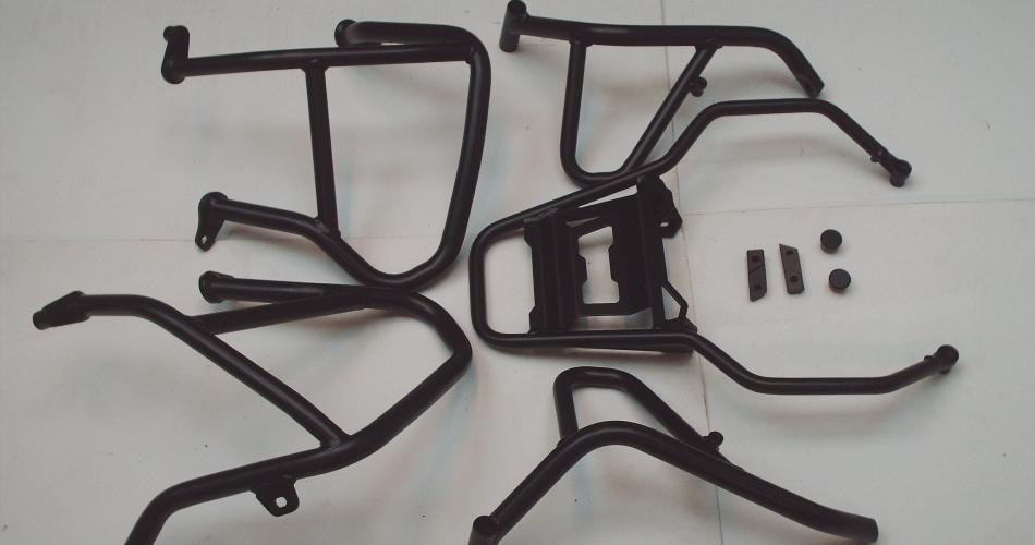 Rahmen schwarz